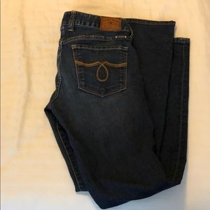 Lucky Brand Jeans 26/Lola Straight
